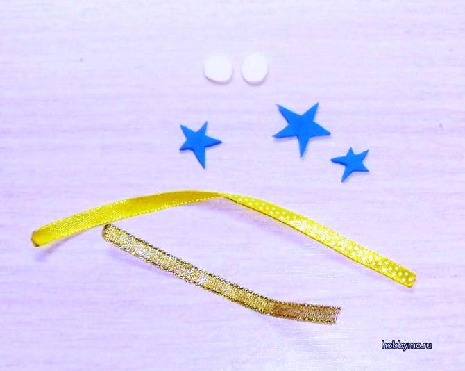 Звезда на елку своими руками: 5 творческих идей 35