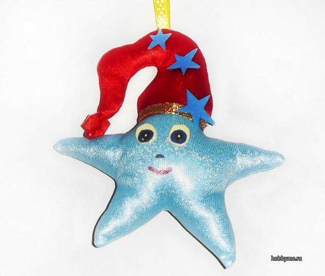 Звезда на елку своими руками: 5 творческих идей 36