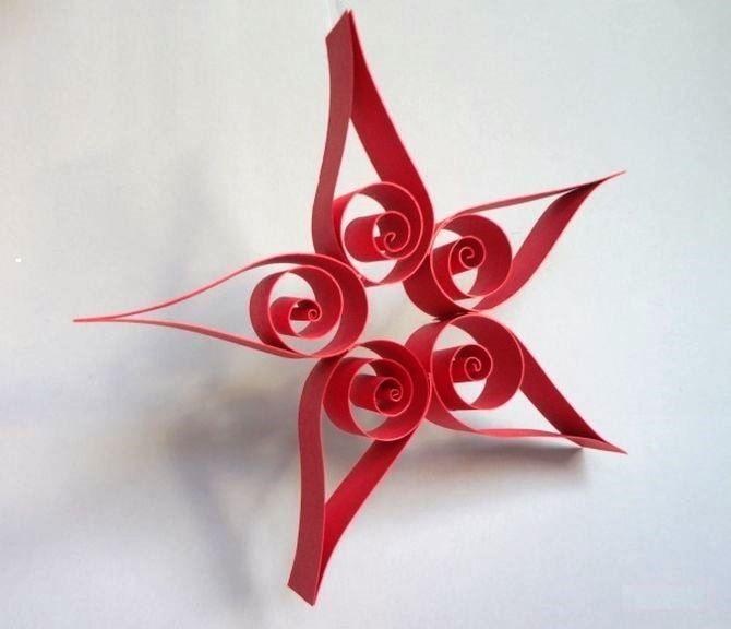 Звезда на елку своими руками: 5 творческих идей 22