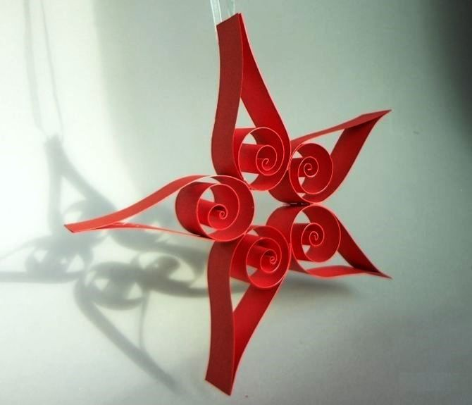 Звезда на елку своими руками: 5 творческих идей 27
