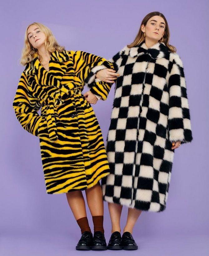 Модные экошубы: самый горячий тренд зимы 1