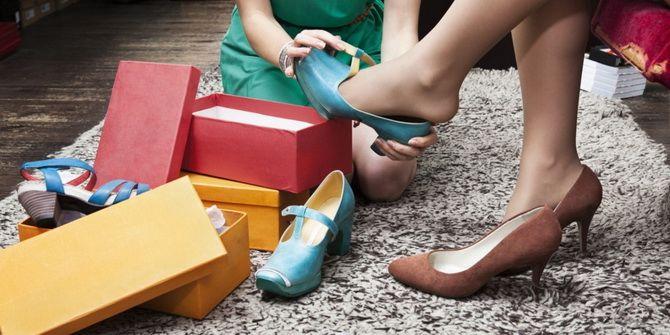 Что нужно учитывать при выборе женской обуви 1
