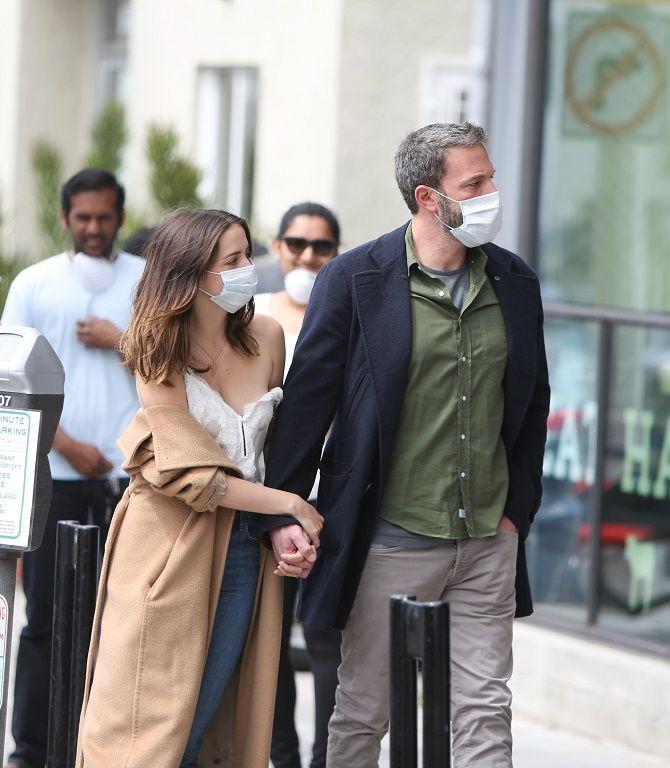 После почти года отношений Бен Аффлек и Ана де Армас расстались 4