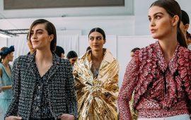 Неделя Высокой моды в Париже: показы Chanel, Valentino, AZ Factory, и Giorgio Armani Privé
