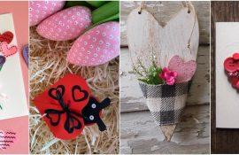 Валентинка своїми руками: найкращі ідеї та майстер-класи до Дня всіх закоханих