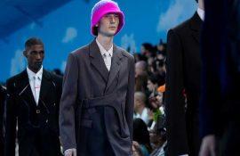 У Парижі стартував Тиждень чоловічої моди осінь-зима 2021-2022: де подивитися онлайн
