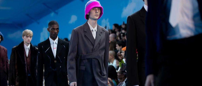 В Париже стартовала Неделя мужской моды осень-зима 2021-2022: где посмотреть онлайн