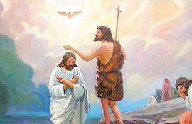 Красивые поздравления с Крещением Господним