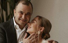 55-річний Віктор Павлік вчетверте стане батьком – його молода дружина вагітна