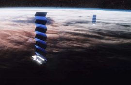 SpaceX вперше запустила в космос супутники Starlink з лазерними перехресними зв'язками