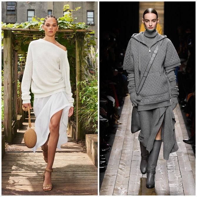 Елегантність, про яку ми забули: жіночі костюми зі спідницею повертаються в 2021 році 18