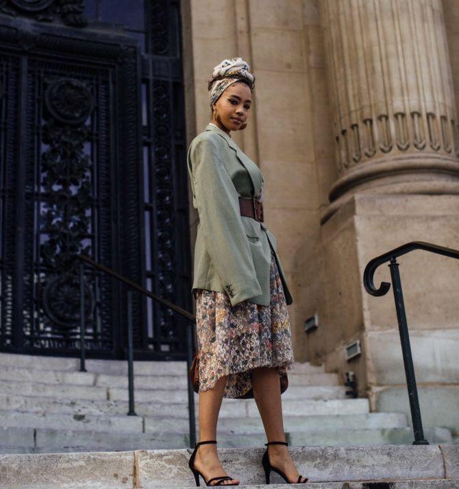 Елегантність, про яку ми забули: жіночі костюми зі спідницею повертаються в 2021 році 29
