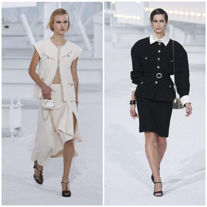 Елегантність, про яку ми забули: жіночі костюми зі спідницею повертаються в 2021 році 4