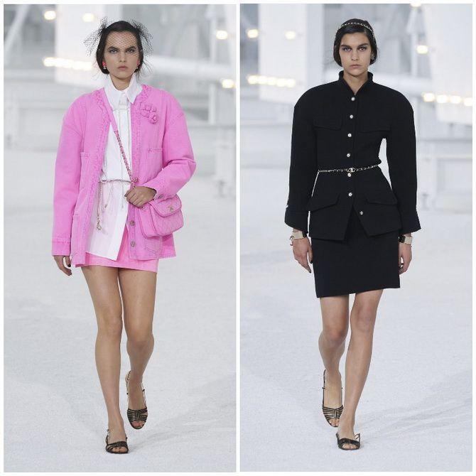 Елегантність, про яку ми забули: жіночі костюми зі спідницею повертаються в 2021 році 5