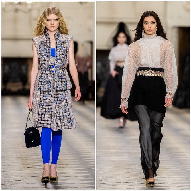 Елегантність, про яку ми забули: жіночі костюми зі спідницею повертаються в 2021 році 6