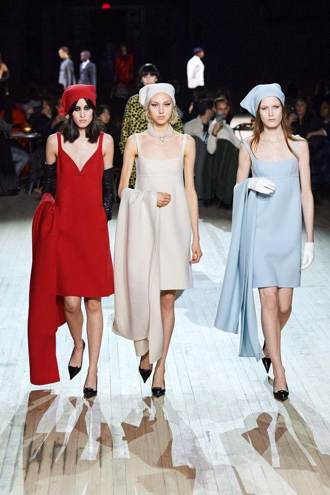 Косынка на голову: как носить модный аксессуар 2021 года 1