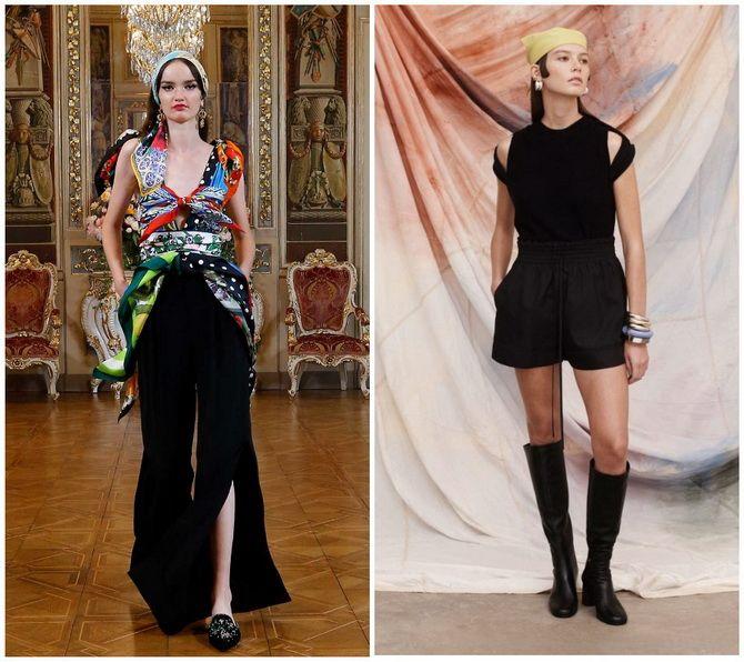 Косынка на голову: как носить модный аксессуар 2021 года 29