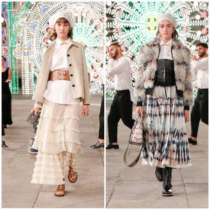 Косынка на голову: как носить модный аксессуар 2021 года 6
