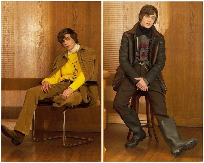 Неделя мужской моды в Милане: какие тренды подготовил сезон осень-зима 2021-2022 10