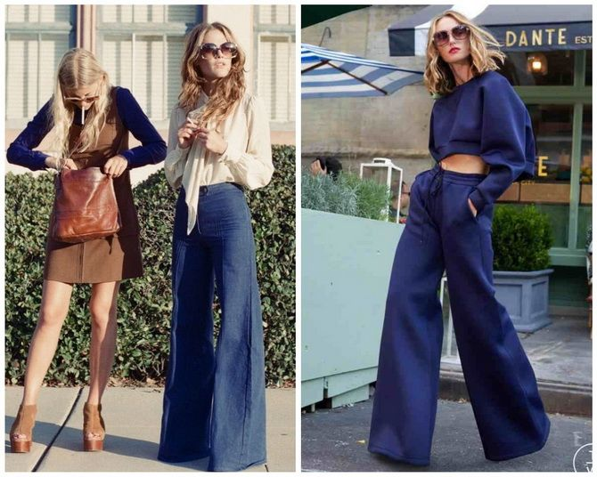 Модные тренды из 70-х, которые мы с удовольствием носим сейчас 1