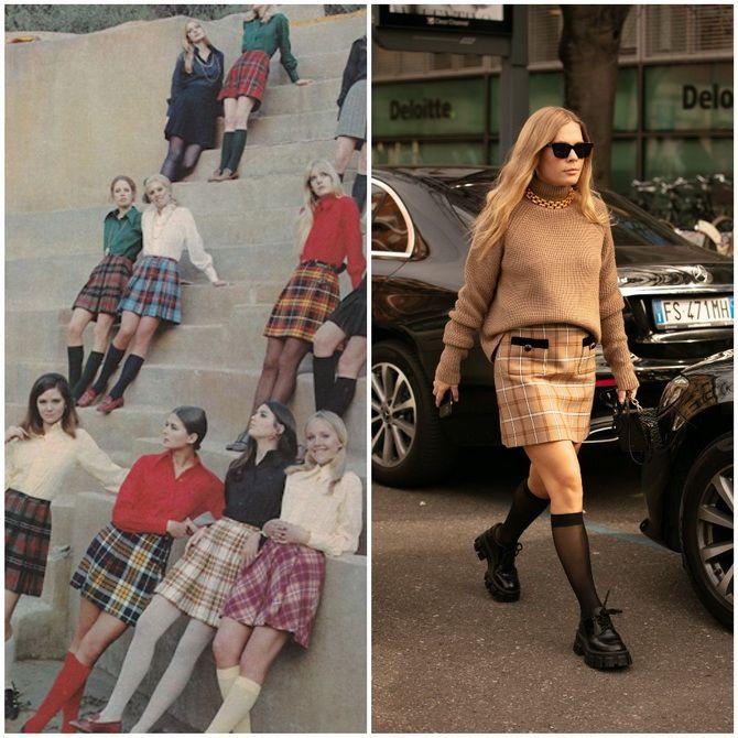 Модные тренды из 70-х, которые мы с удовольствием носим сейчас 10