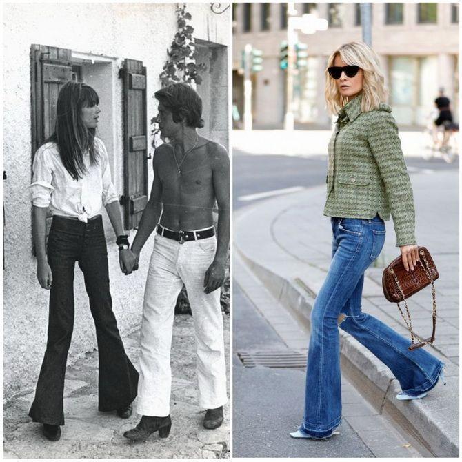 Модные тренды из 70-х, которые мы с удовольствием носим сейчас 11