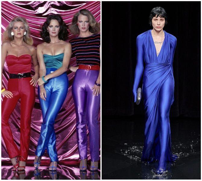 Модные тренды из 70-х, которые мы с удовольствием носим сейчас 14