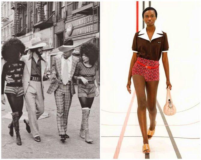 Модные тренды из 70-х, которые мы с удовольствием носим сейчас 15