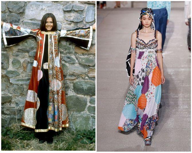 Модные тренды из 70-х, которые мы с удовольствием носим сейчас 20