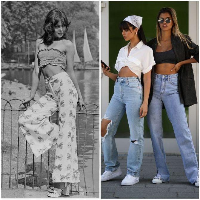 Модные тренды из 70-х, которые мы с удовольствием носим сейчас 22