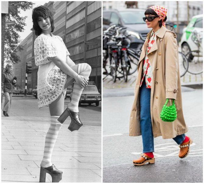 Модные тренды из 70-х, которые мы с удовольствием носим сейчас 26