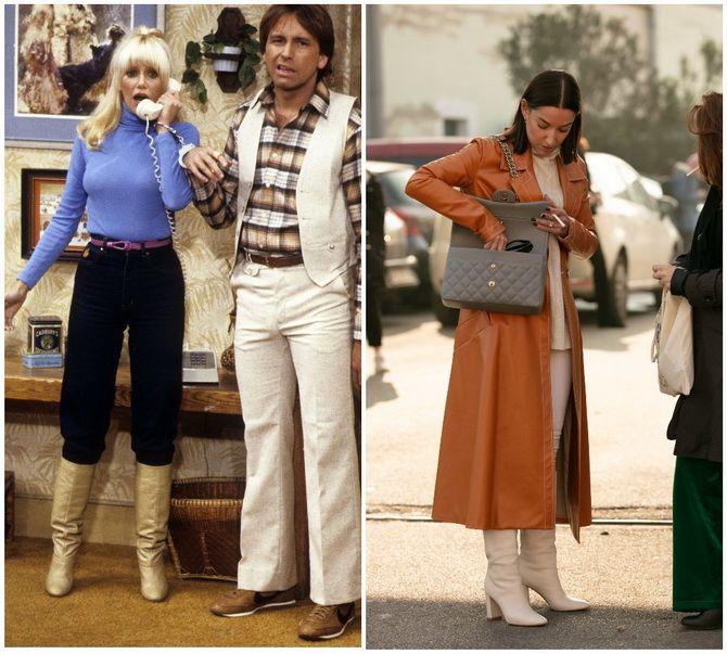 Модные тренды из 70-х, которые мы с удовольствием носим сейчас 27
