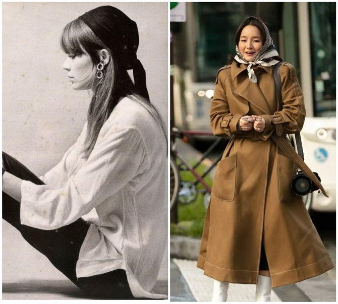 Модные тренды из 70-х, которые мы с удовольствием носим сейчас 29