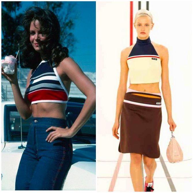 Модные тренды из 70-х, которые мы с удовольствием носим сейчас 31