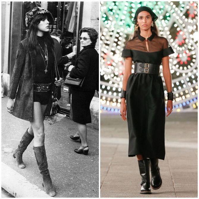 Модные тренды из 70-х, которые мы с удовольствием носим сейчас 32