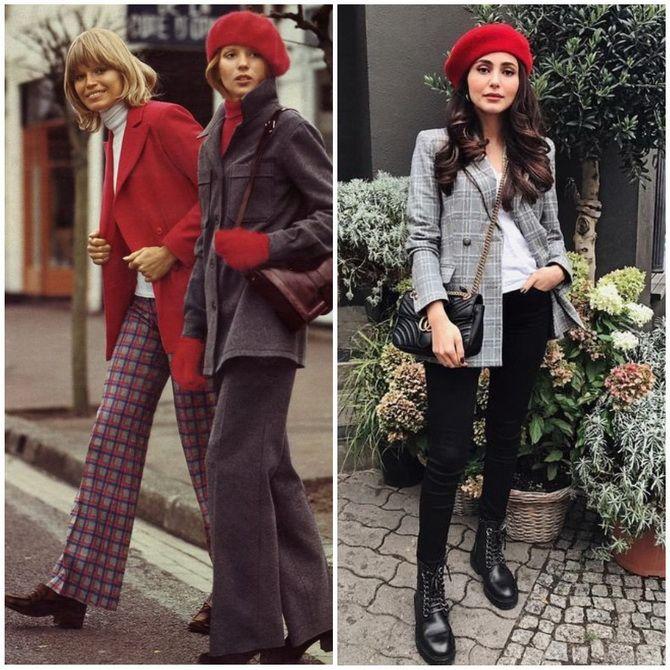 Модные тренды из 70-х, которые мы с удовольствием носим сейчас 35