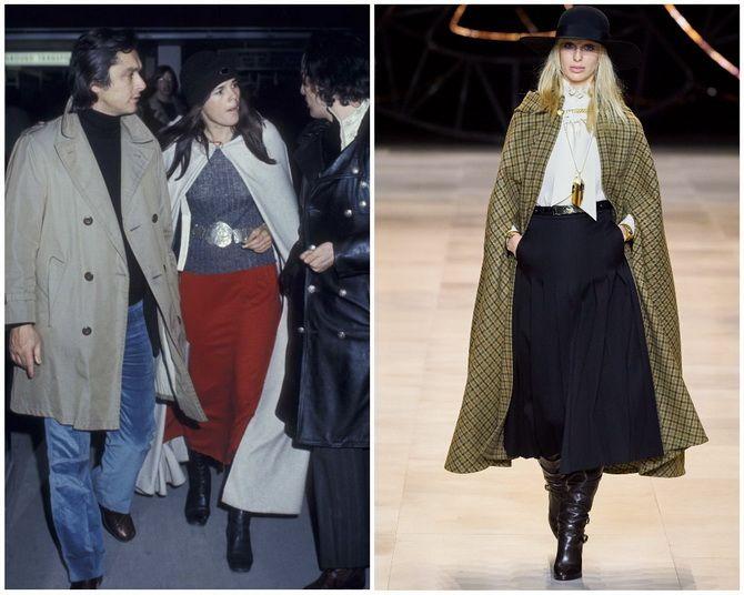 Модные тренды из 70-х, которые мы с удовольствием носим сейчас 37
