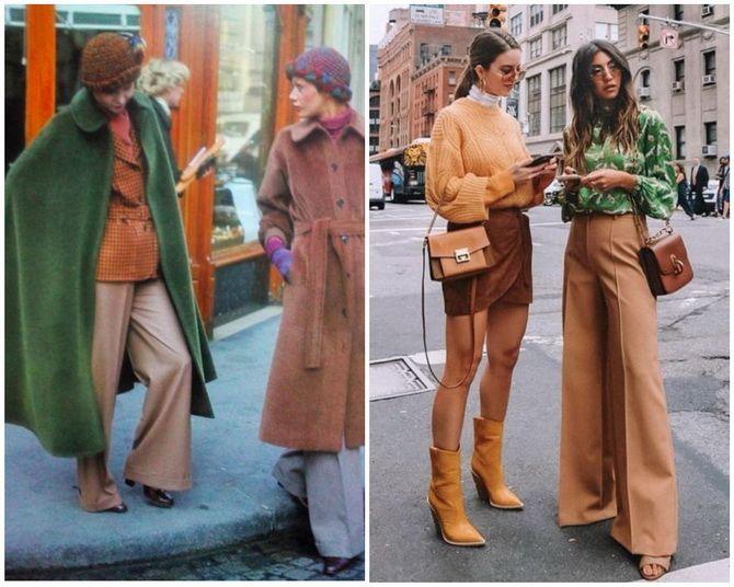 Модные тренды из 70-х, которые мы с удовольствием носим сейчас 38