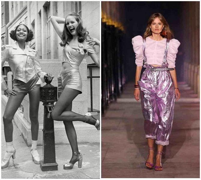 Модные тренды из 70-х, которые мы с удовольствием носим сейчас 39