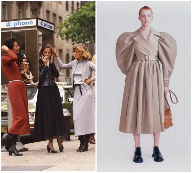 Модные тренды из 70-х, которые мы с удовольствием носим сейчас 40