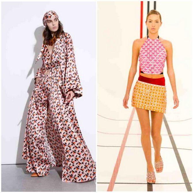 Модные тренды из 70-х, которые мы с удовольствием носим сейчас 6