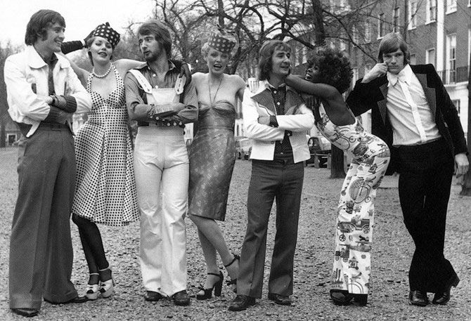 Модные тренды из 70-х, которые мы с удовольствием носим сейчас 7