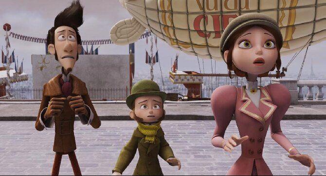 Французские мультфильмы для детей: список лучших от Joy-pup 8