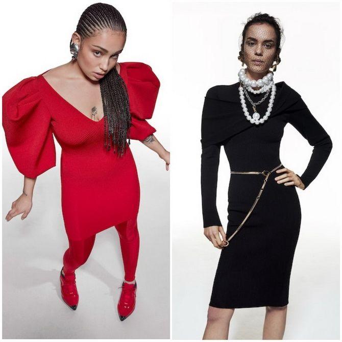 Неделя Высокой моды в Париже: показы Chanel, Valentino, AZ Factory, и Giorgio Armani Privé 14