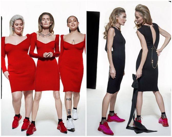 Неделя Высокой моды в Париже: показы Chanel, Valentino, AZ Factory, и Giorgio Armani Privé 15
