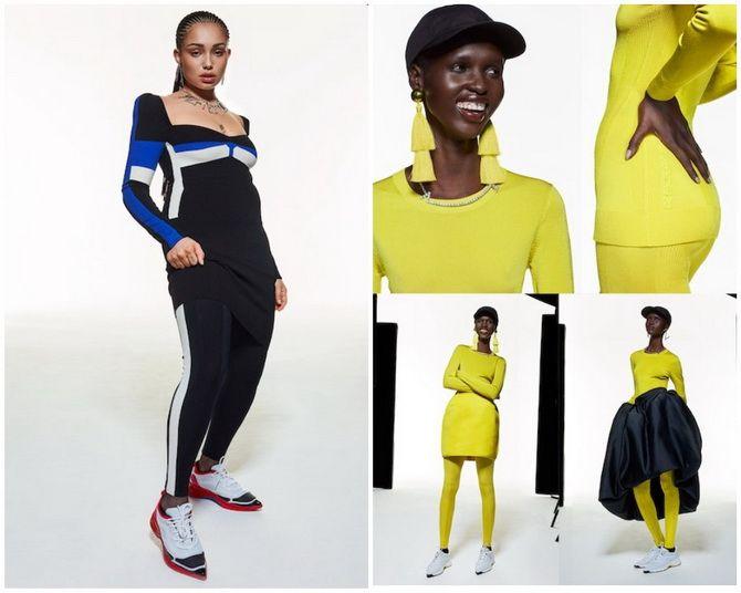 Неделя Высокой моды в Париже: показы Chanel, Valentino, AZ Factory, и Giorgio Armani Privé 16