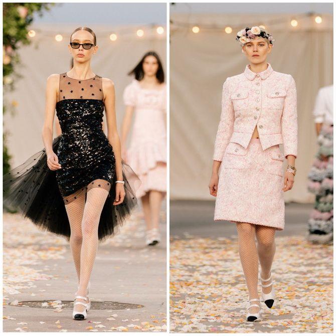 Неделя Высокой моды в Париже: показы Chanel, Valentino, AZ Factory, и Giorgio Armani Privé 3