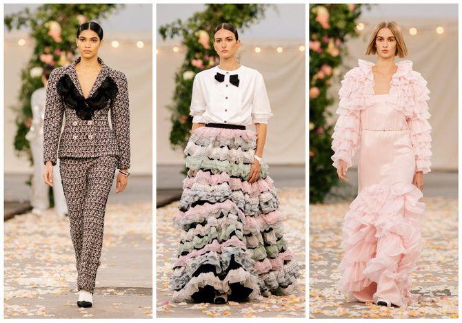 Неделя Высокой моды в Париже: показы Chanel, Valentino, AZ Factory, и Giorgio Armani Privé 4