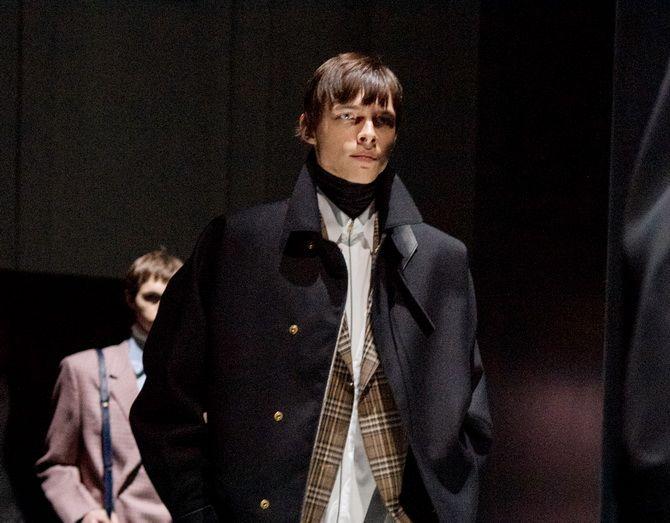 В Париже стартовала Неделя мужской моды осень-зима 2021-2022: где посмотреть онлайн 2
