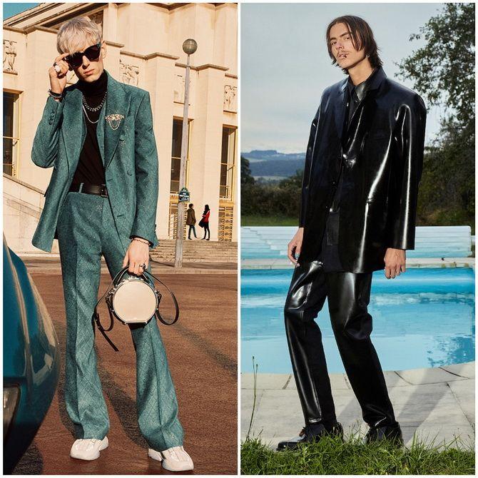 В Париже стартовала Неделя мужской моды осень-зима 2021-2022: где посмотреть онлайн 1